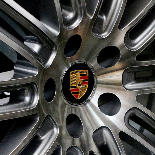 rodas da Porsche Macan